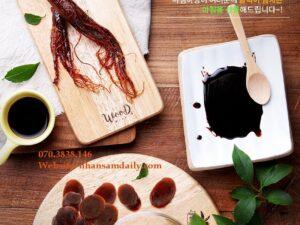 Sâm củ tẩm mật ong Geumsan