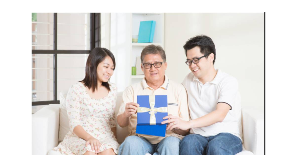Quà tặng Trung thu cho ba mẹ