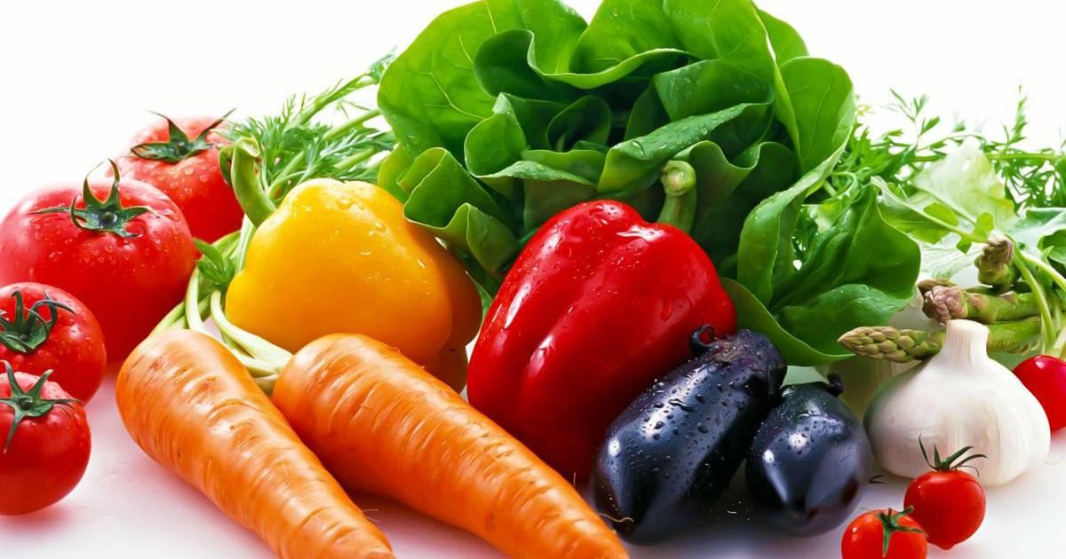 tăng sức đề kháng bằng rau củ quả