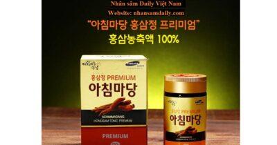 Cao hồng Sâm nguyên chất 100%