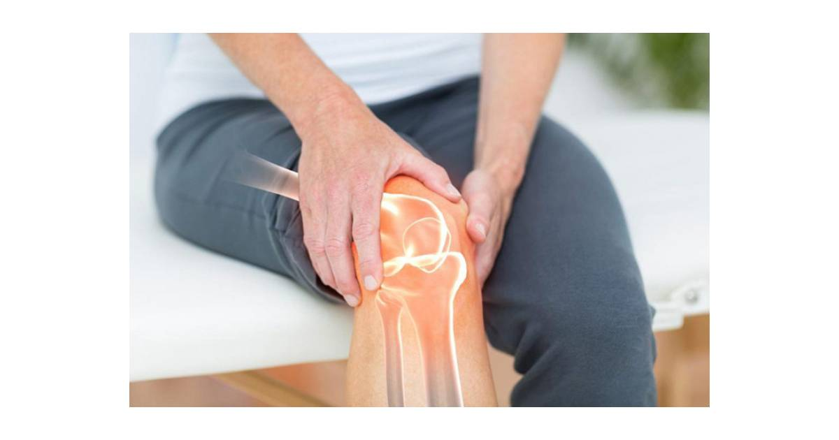 trị đau khớp gối