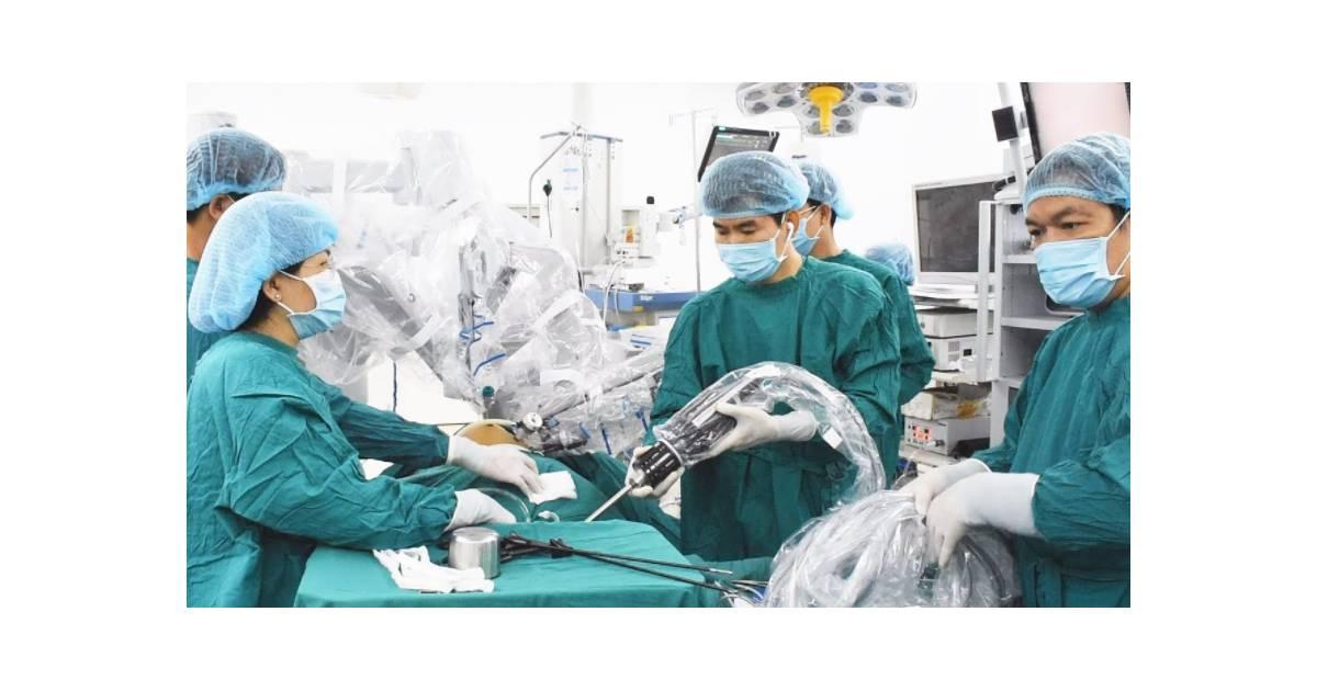 Phẫu thuật ung thư