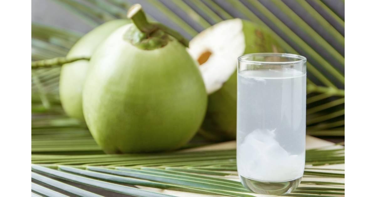 giải rượu hiệu quả bằng nước dừa