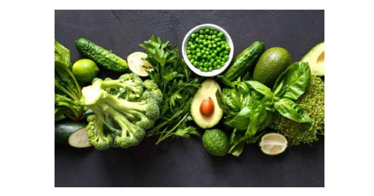 vitamin K ăn gì