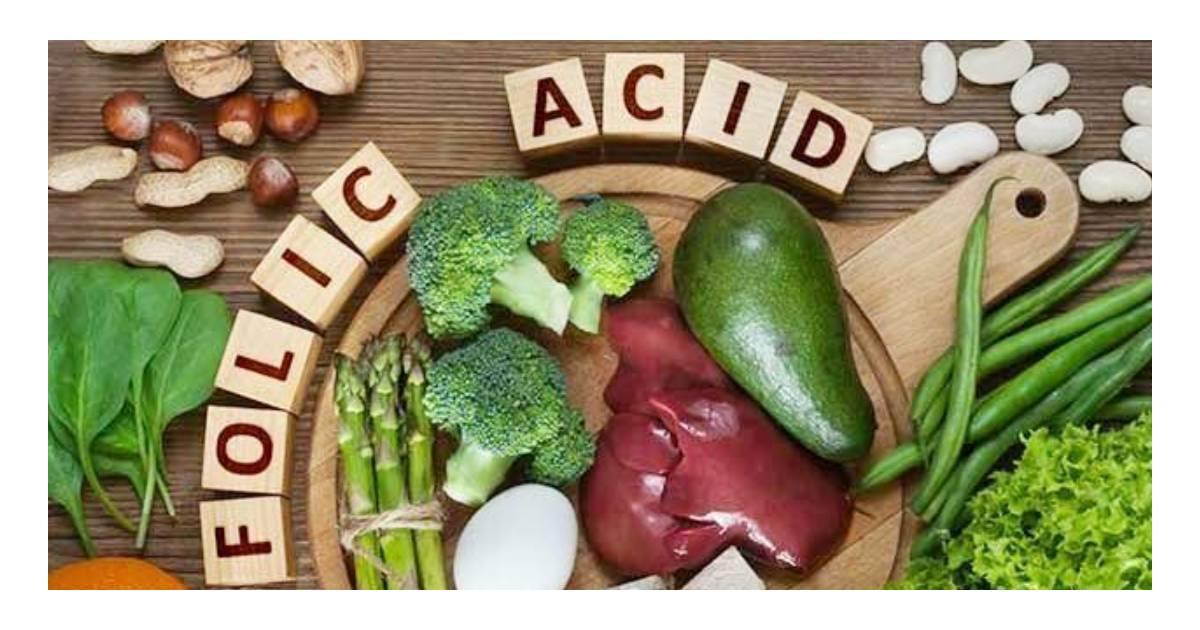 Axit folic vitamin cần thiết