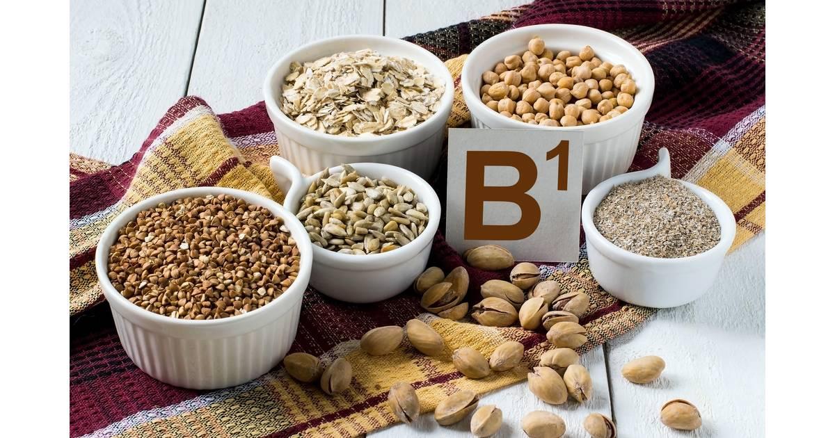 Vitamin B1 là gì