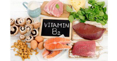 Vitamin B2-vitamin thiết yếu