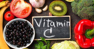 vitamin cần thiết-Vitamin C