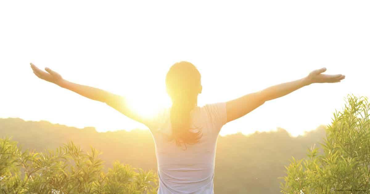 Vitamin D - phơi nắng sáng