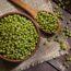 Đậu xanh có tác dụng trong trị nhiều bệnh ngoài da